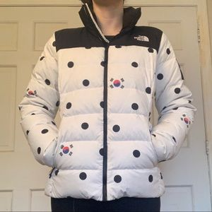 TNF 2018 Olympic Edition Puffer Jacket